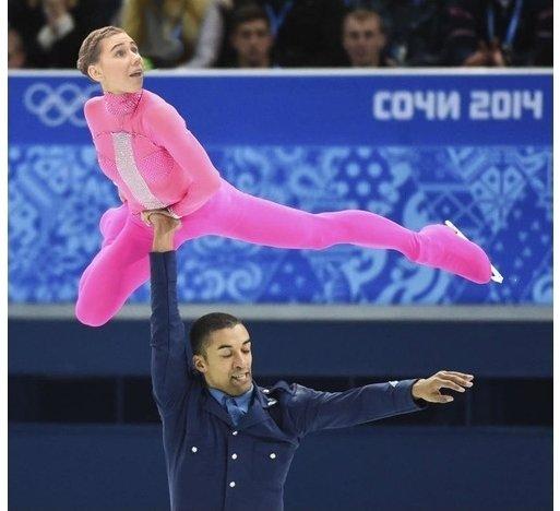 Shoshanna Goes to the Olympics