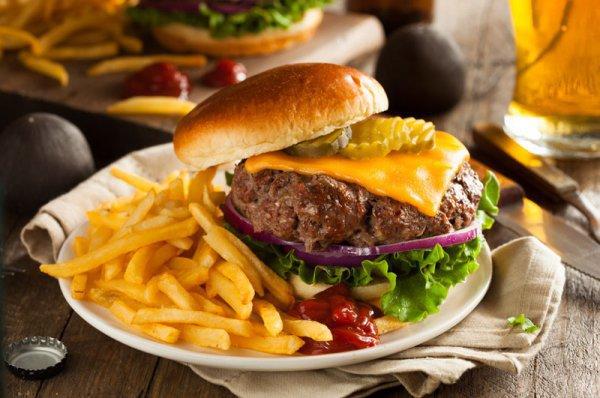 hamburger, dish, food, fast food, junk food,