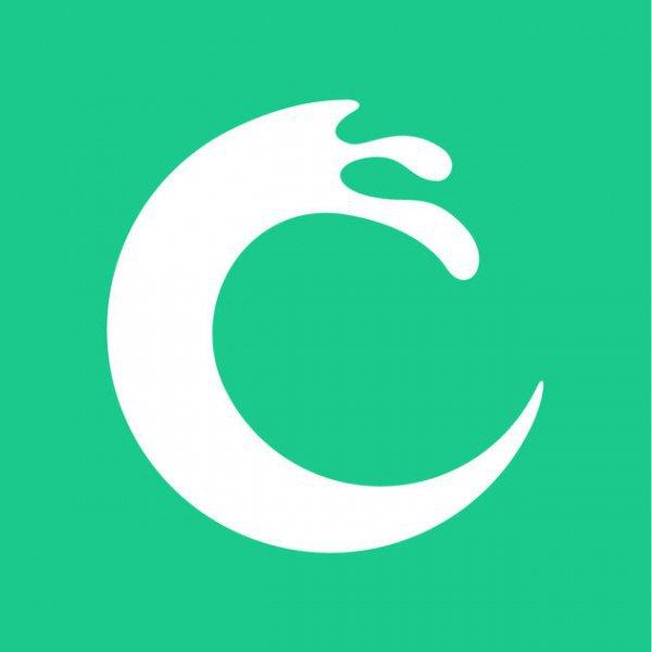 green, text, font, logo, crescent,