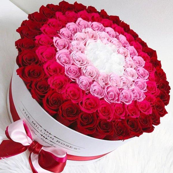 pink, flower, red, flower bouquet, heart,