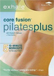 Core Fusion Pilates plus