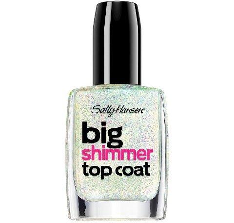 Shimmery Top Coat