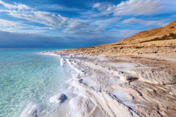 Dead Sea, Israel/Jordan