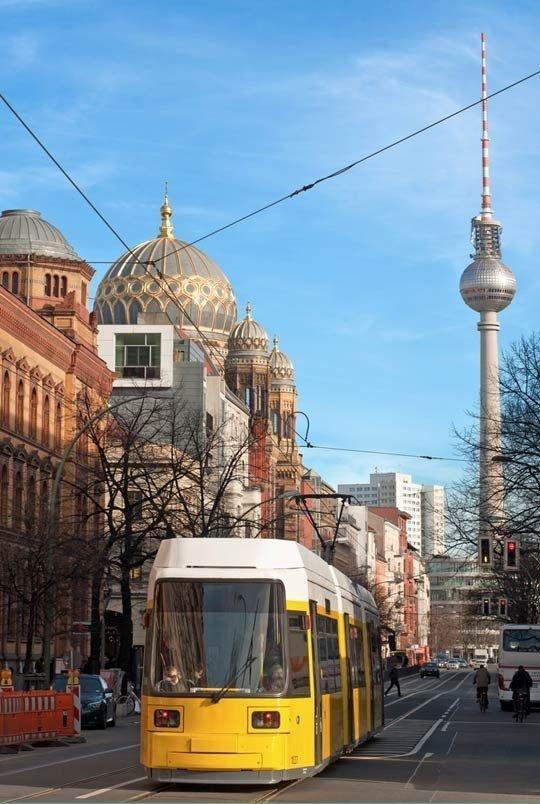 Take a Tram Ride