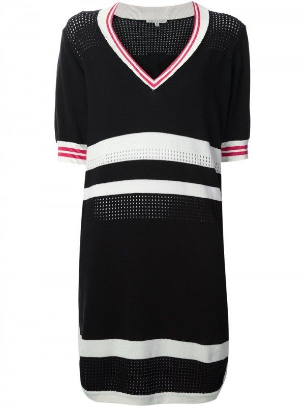 Rebecca Minkoff Striped Sweater Dress