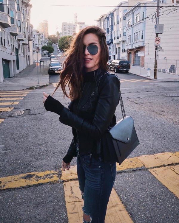 clothing, black, road, footwear, street,