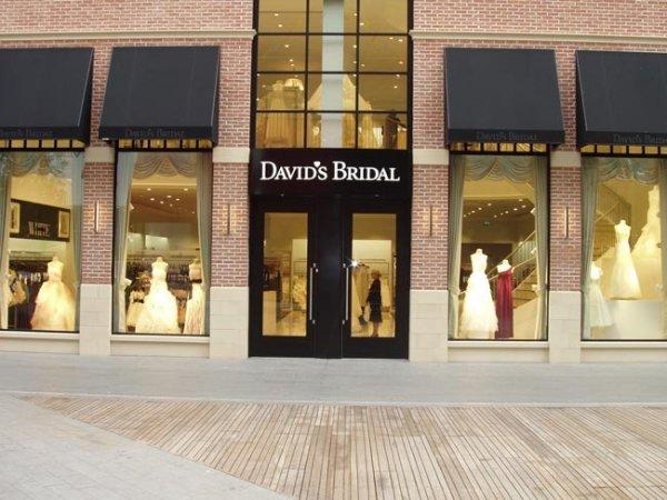 David's Bridal or Bridal Shops
