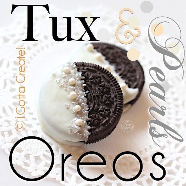 Tux Oreos