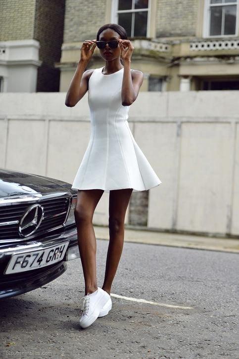 white, clothing, dress, lady, beauty,