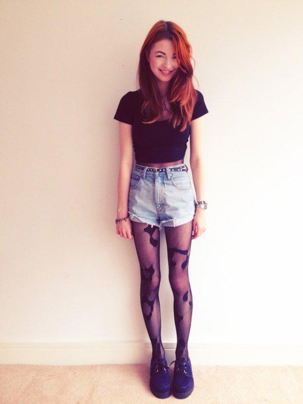 clothing,tights,leg,thigh,long hair,