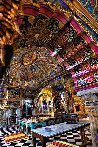 Sri Digambar Jain Lal Mandir, New Delhi