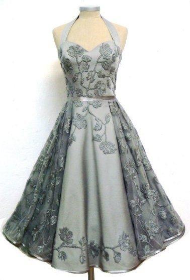 Vintage Couture Fashion