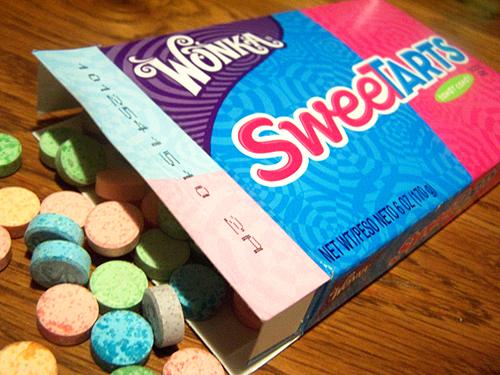 SweeTarts Milk Shake