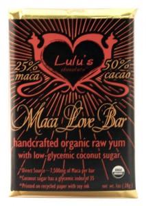 LuLu's Raw Organic Chocolate