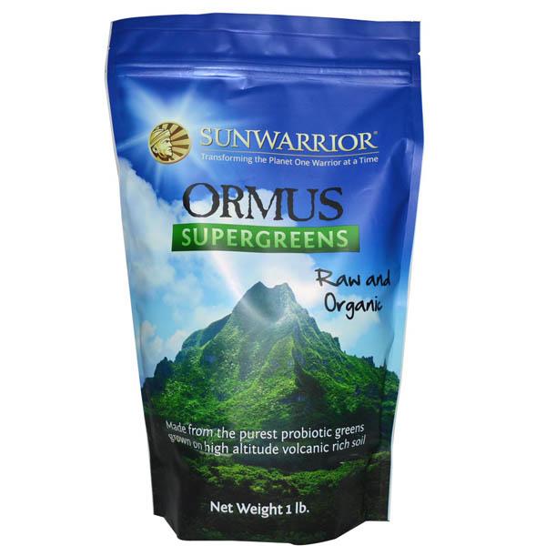 Ormus Greens By Sunwarrior 10 Healthy Smoothie Powders