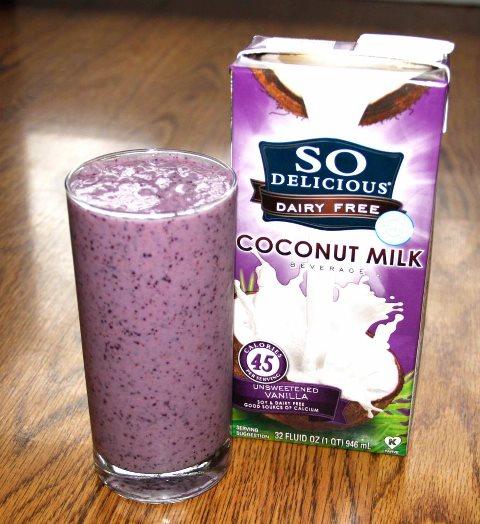 So Delicious Unsweetened Vanilla Coconut Milk