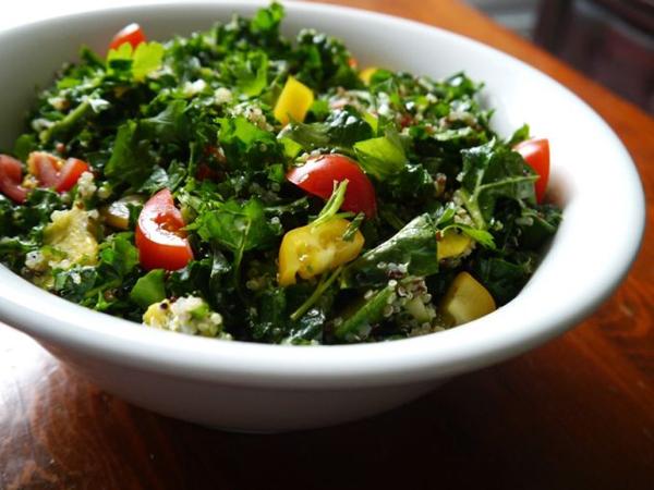 Smug Salad