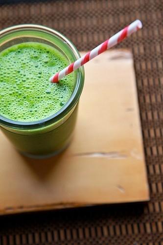 Basic Kale Detox Juice