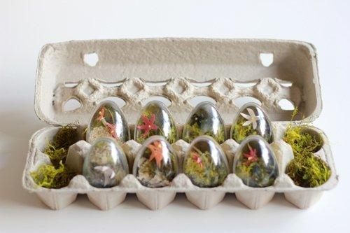 Terrarium Easter Egg