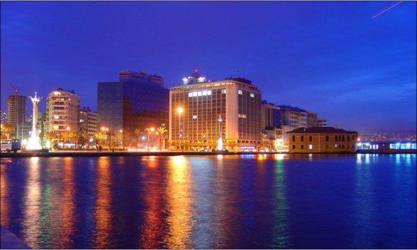 Movenpick Hotel in Izmir, Turkey