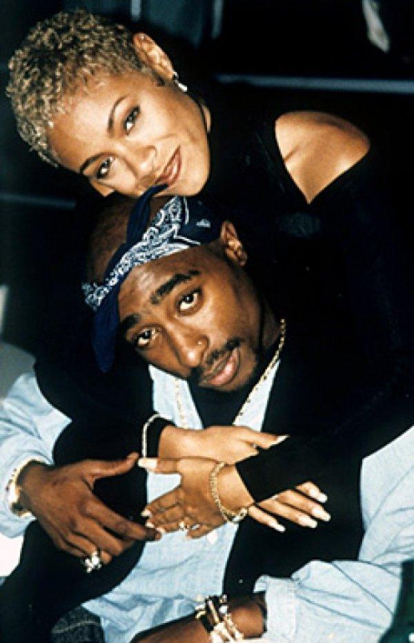 Tupac Shakur & Jada Pinkett Smith