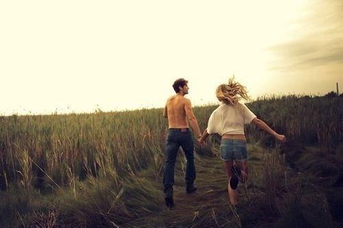 people,grass family,field,morning,sunlight,