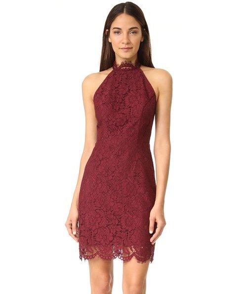 dress, clothing, day dress, cocktail dress, pink,