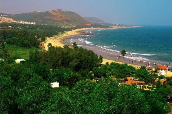 Rishikonda Beach, Visakhapatnam, Andhra Pradesh