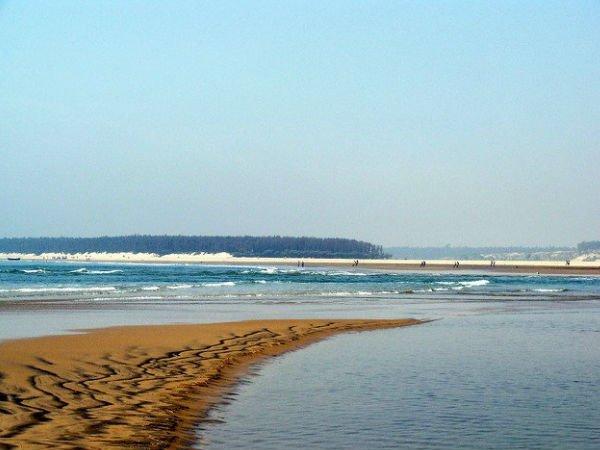 Talasari Beach, Baleswar Orissa