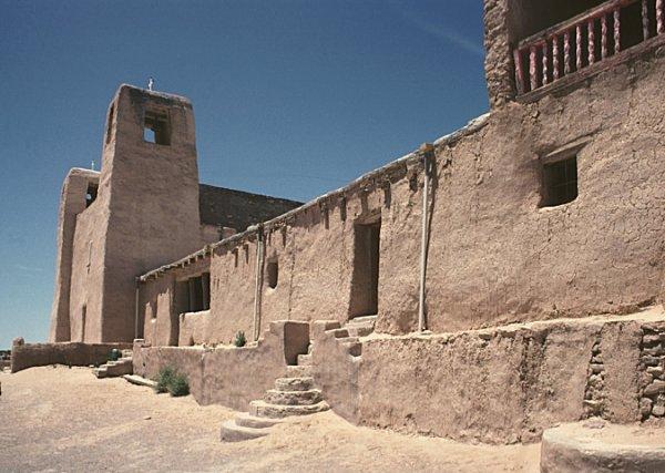 San Esteban Del Rey Mission, Acoma Pueblo, New Mexico, United States