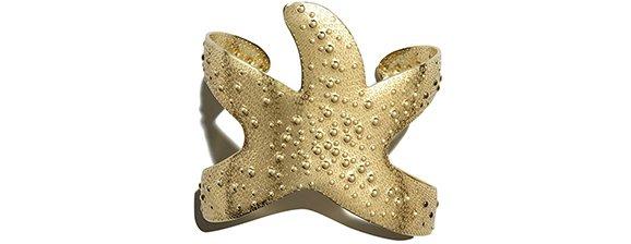Starfish Cuff Bracelet