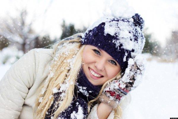 Be a Snow Bunny
