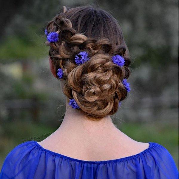 hair, hairstyle, child, girl, dress,