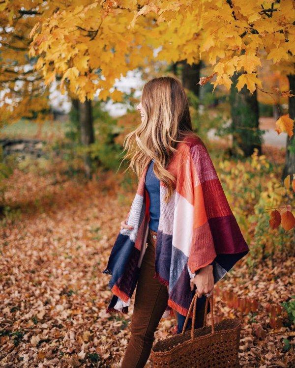 clothing, autumn, red, tree, season,
