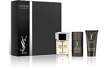 Yves Saint Laurent L'Homme Men's Gift Set