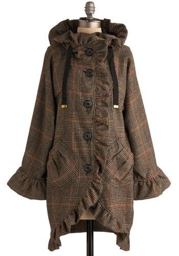 Highland Reel Coat