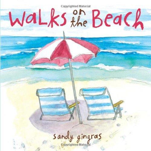 Walks on the Beach by Sandy Gingras