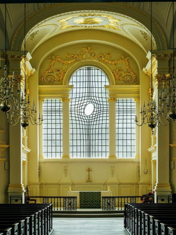 St. Martin's Window