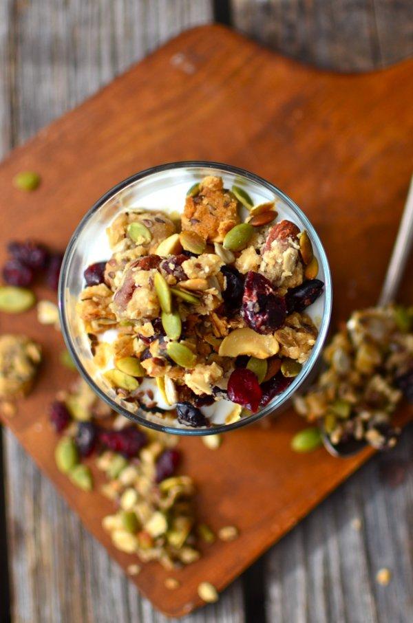 Eat Your Granola from a 4-ounce Mug, Not an 8-ounce Bowl