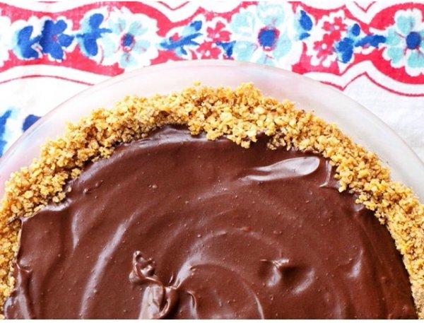 food, dish, dessert, chocolate cake, torte,