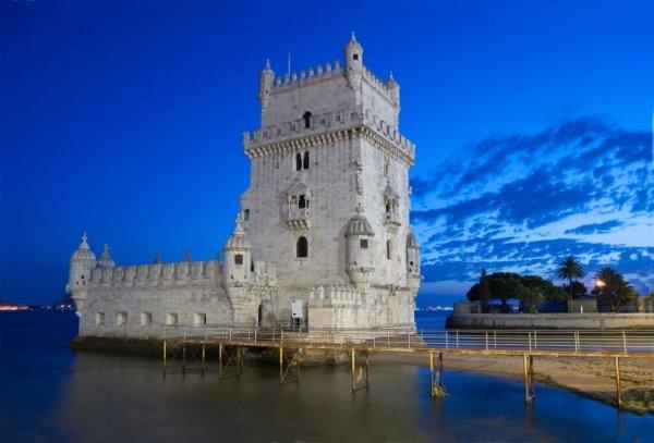Climb Lisbon's Belem Tower