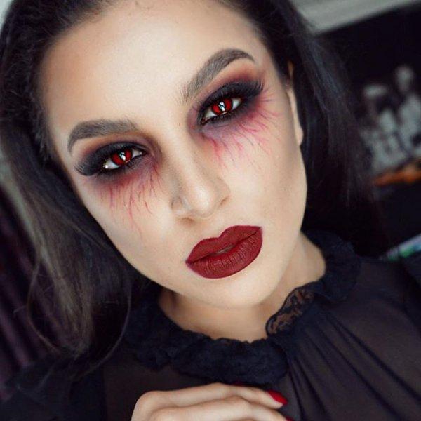 eyebrow, lip, nose, beauty, vampire,