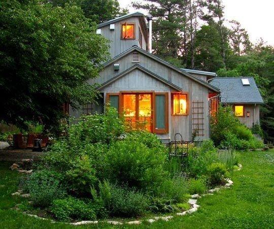 Beautiful Eco-friendly Home