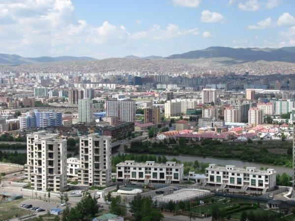 Stay in UlaanBaatar