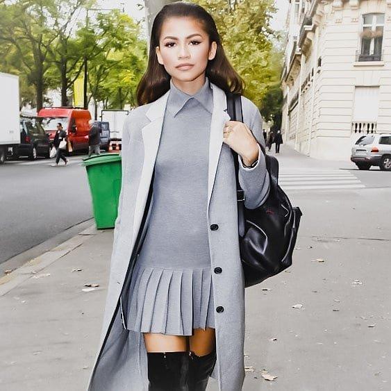 clothing, coat, fashion, fashion model, outerwear,
