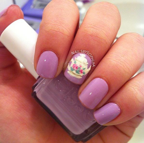 nail, finger, pink, nail care, nail polish,