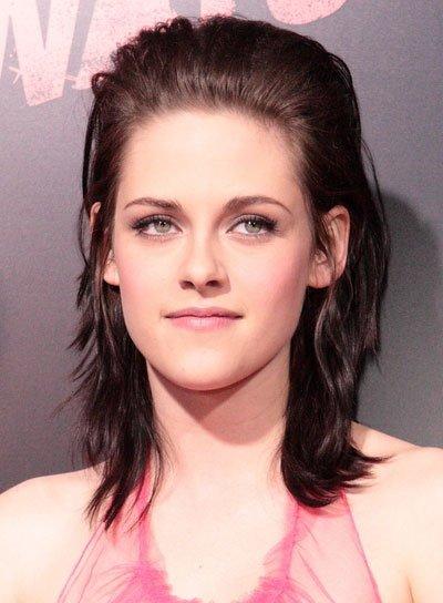 Kristen's High-Volume Hair