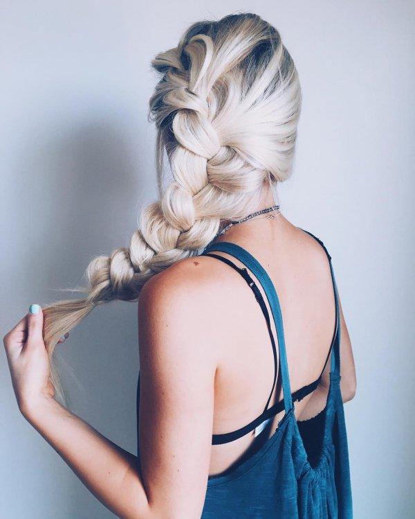 clothing, hair, hairstyle, model, headgear,