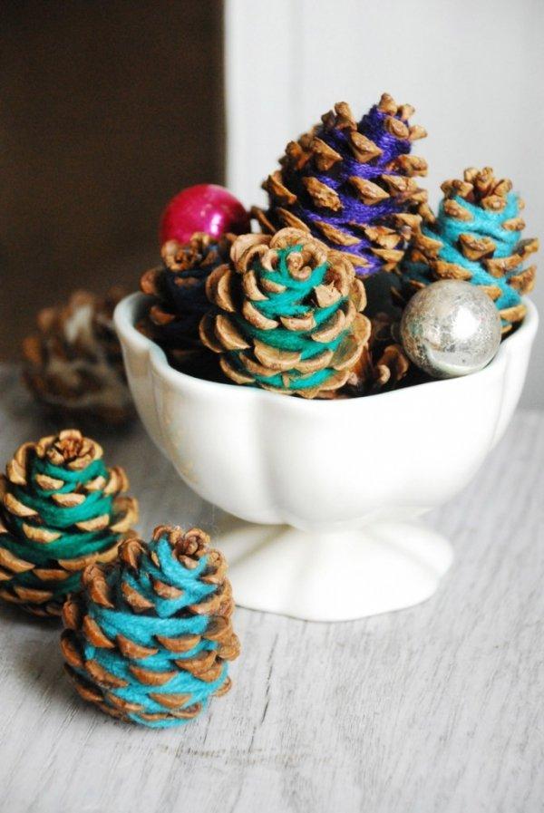 Perfect Pine Cones