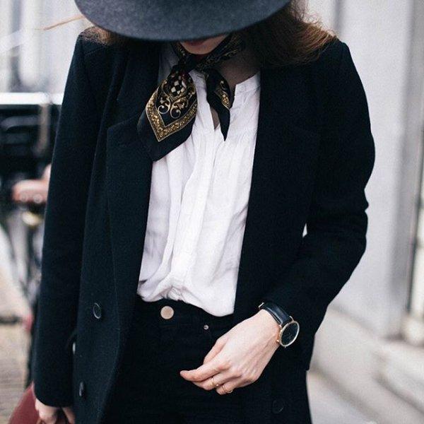 clothing, black, jacket, outerwear, fashion accessory,